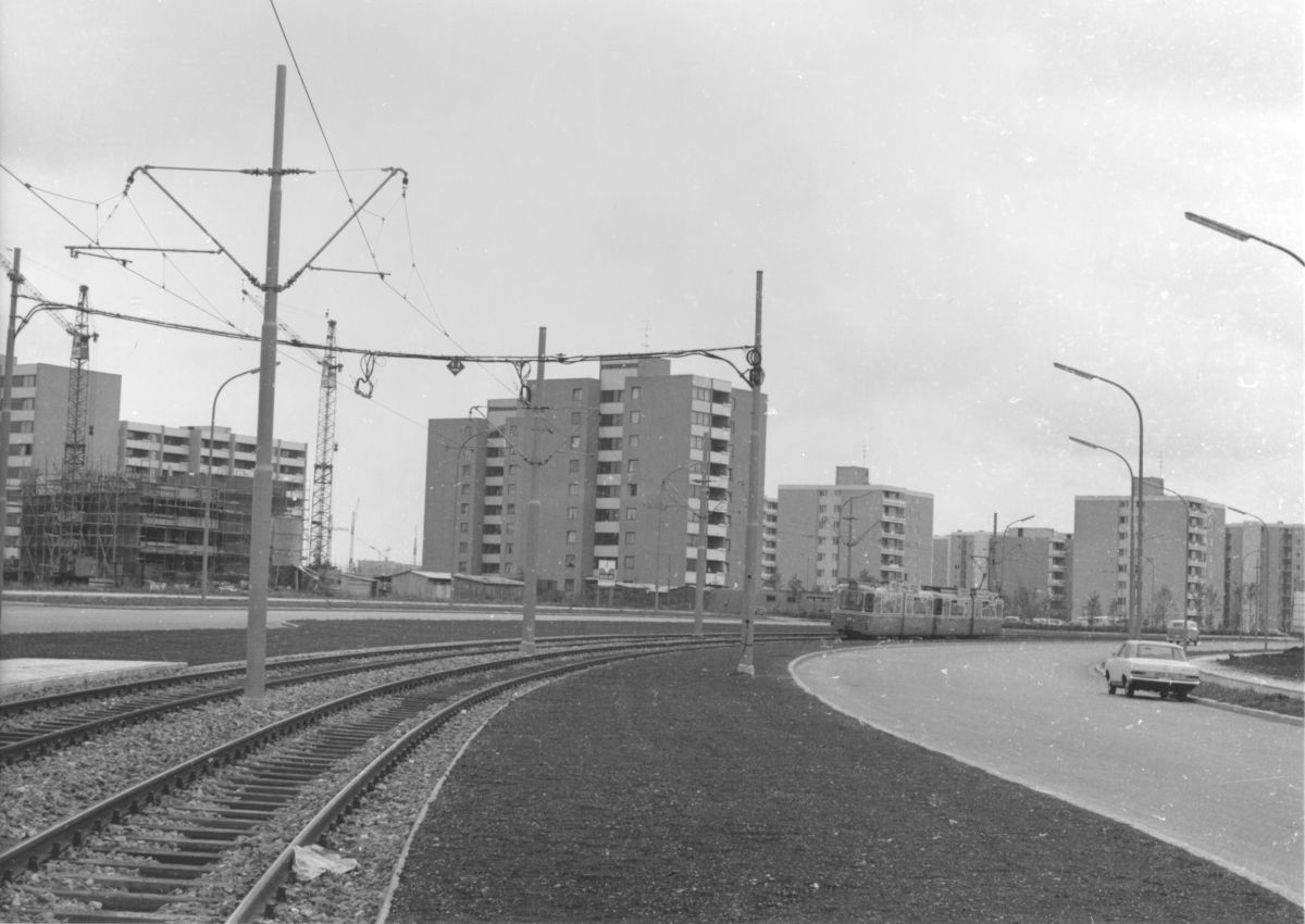 12.09.1970 Albert-Schweitzer-Straße/ Karl-Marx-Ring