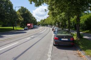 Kirchseeoner Straße in Ramersdorf
