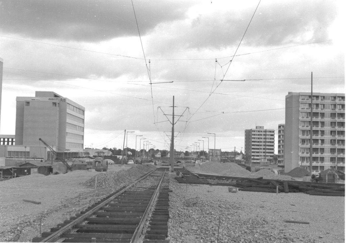 Sep 1970 Neuperlach Nord