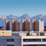 Stimmung für Olympia 2018 – so nah wie Neuperlach den Alpen ist!