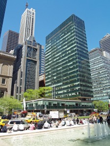 Lever House in New York