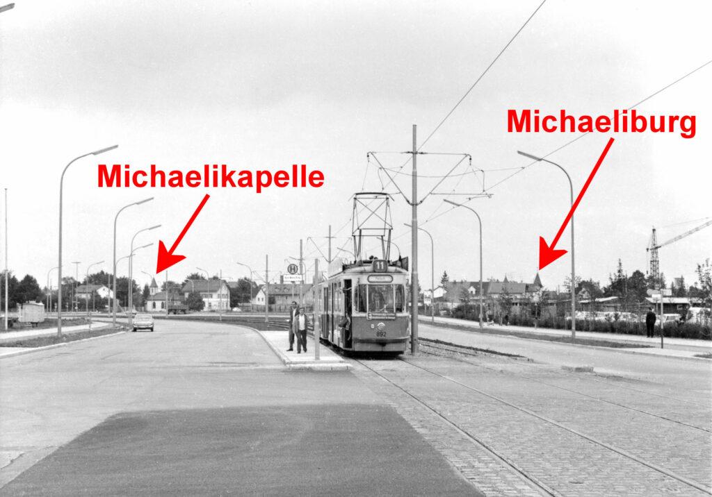 Tram 11 Karl-Marx-Ring