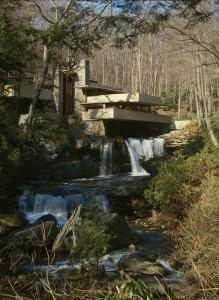 Villa Fallingwater in Pennsylvania