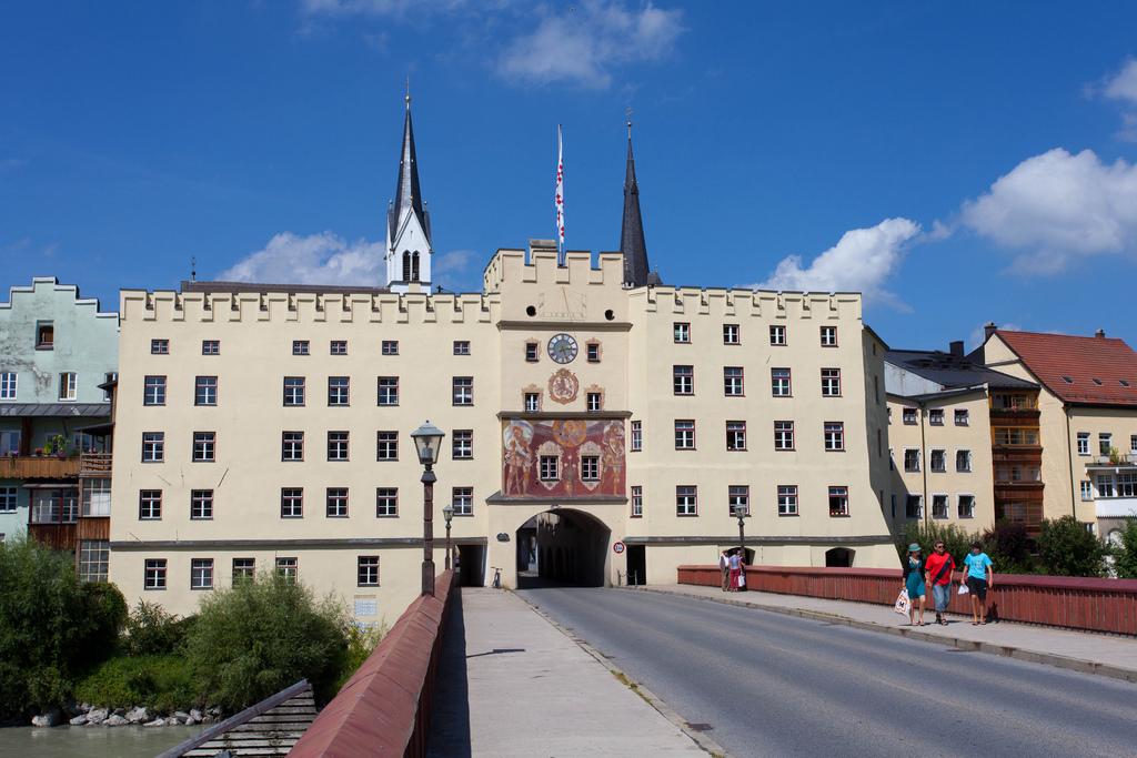 Wasserburg Stadttor
