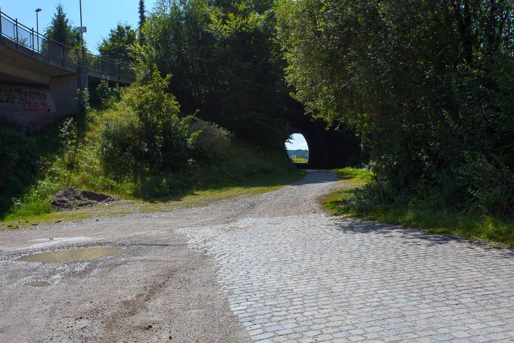 Tunnel Wasserburg