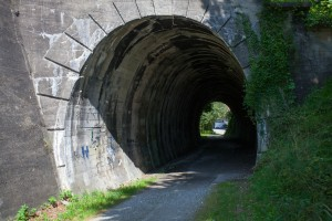 Tunnel Wasserburg