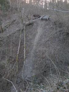 Erdrutsch Wasserburg