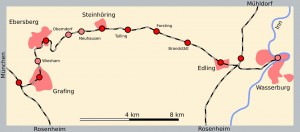 Bahnstrecke Grafing – Wasserburg