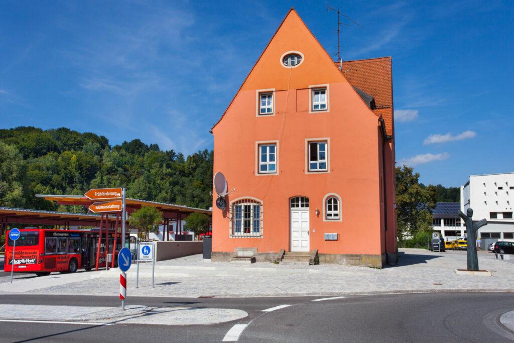 Stadtbahnhof Wasserburg