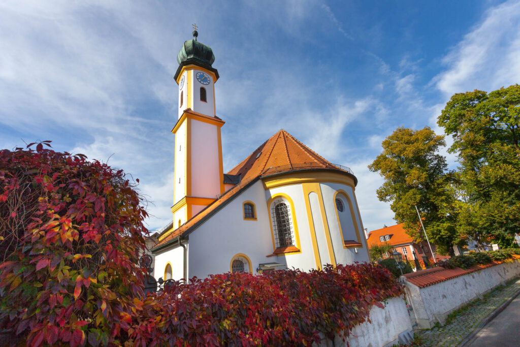St. Georg, Unterbiberg