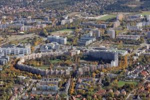 Luftbild Neuperlach Oliver Betz