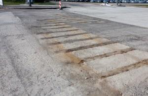 Asphaltierungsarbeiten Albert-Schweitzer-Straße