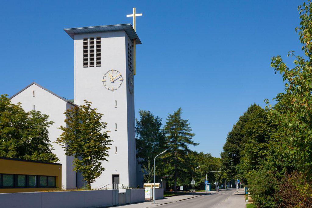 St.-Augustinus-Kirche,