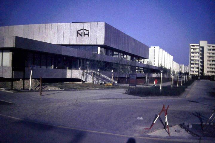 Neuperlach 1967 bis 1970