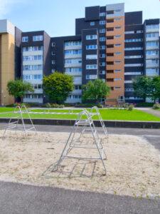 Karl-Marx-Ring 52–62, Spielplatz
