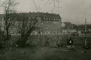 Wohnhaus Rosenheimer Straße/Wilramstraße
