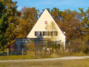 Wohnhaus Kieswerk Fritz Roth