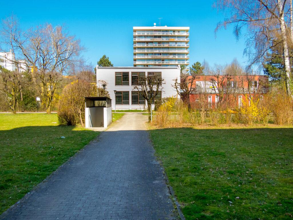 Evangelisch-reformierte reformierte Kirchengemeinde München II an der Kurt-Eisner-Straße