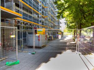 Kafkastraße 62/54 Aufstockung