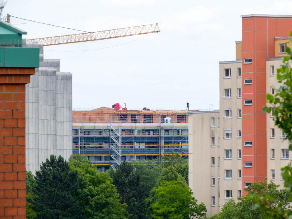 Aufstockung Kafkastraße