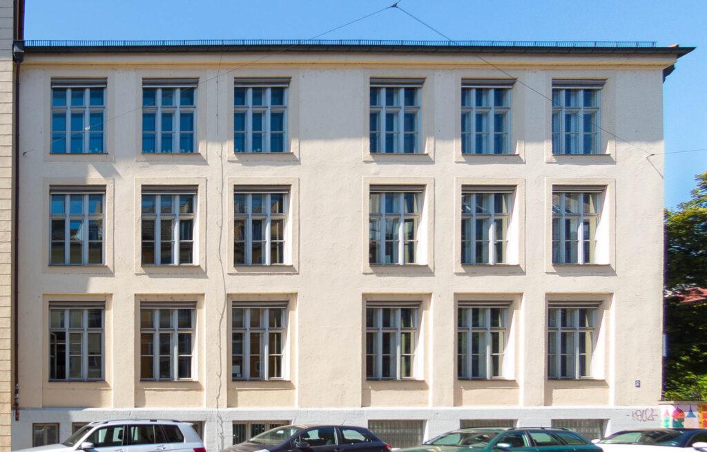 Schule an der Klenzestraße