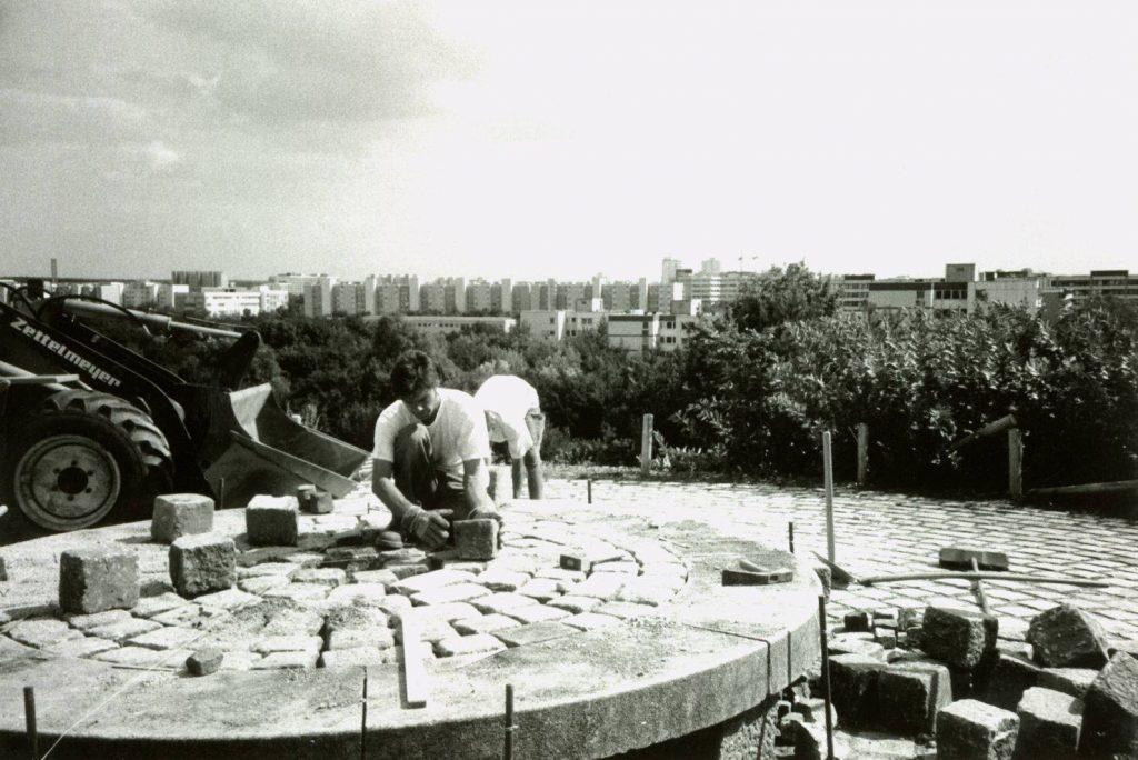 Ostpark Aussichtshügel
