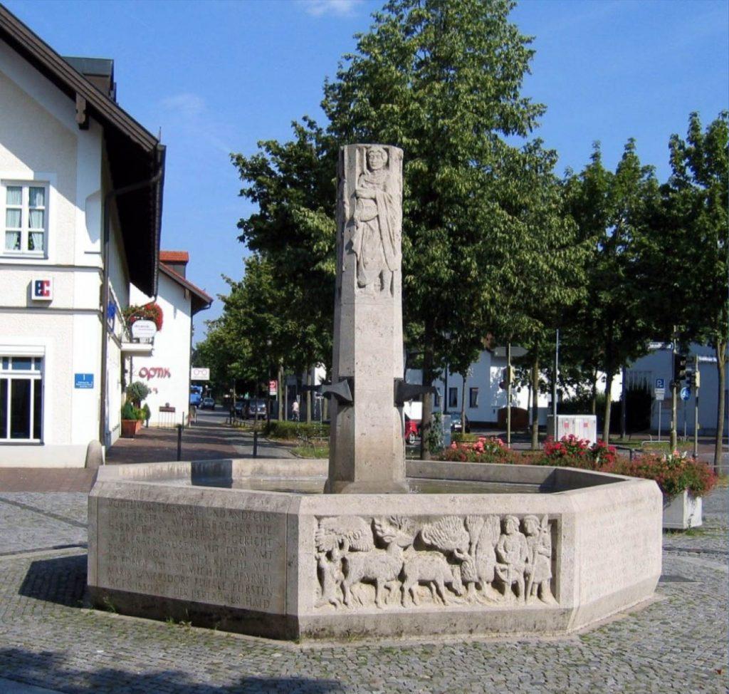 Geschichtsbrunnen