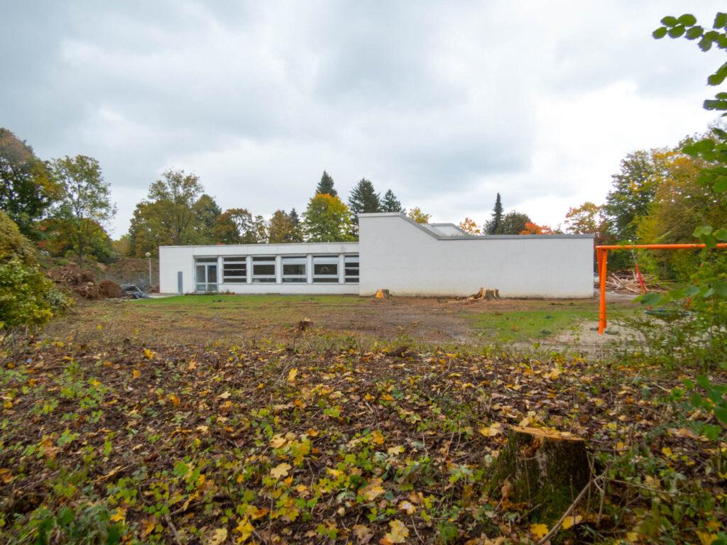 Neubaugebiet Piederstorfer – der Bau