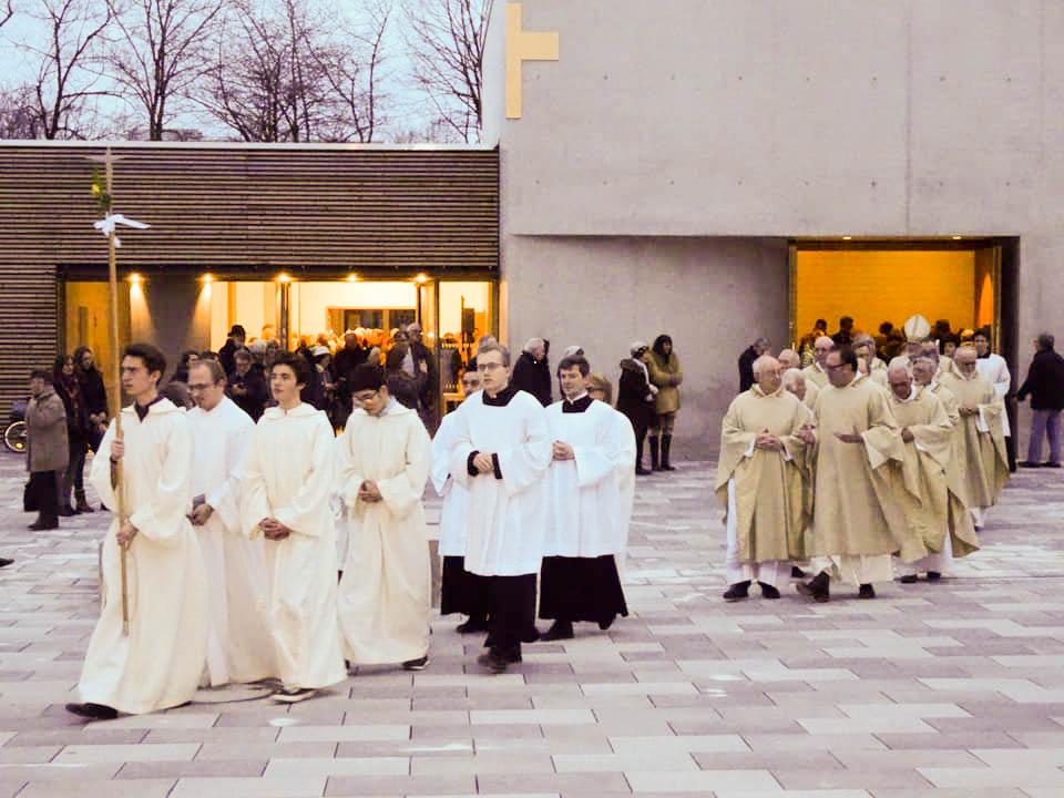 St. Jakobus – Einweihung