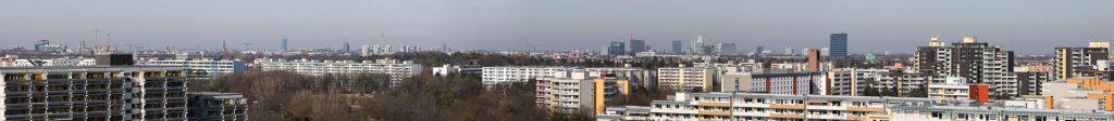 Panorama Neuperlach