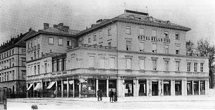 Hotel Königshof 1871