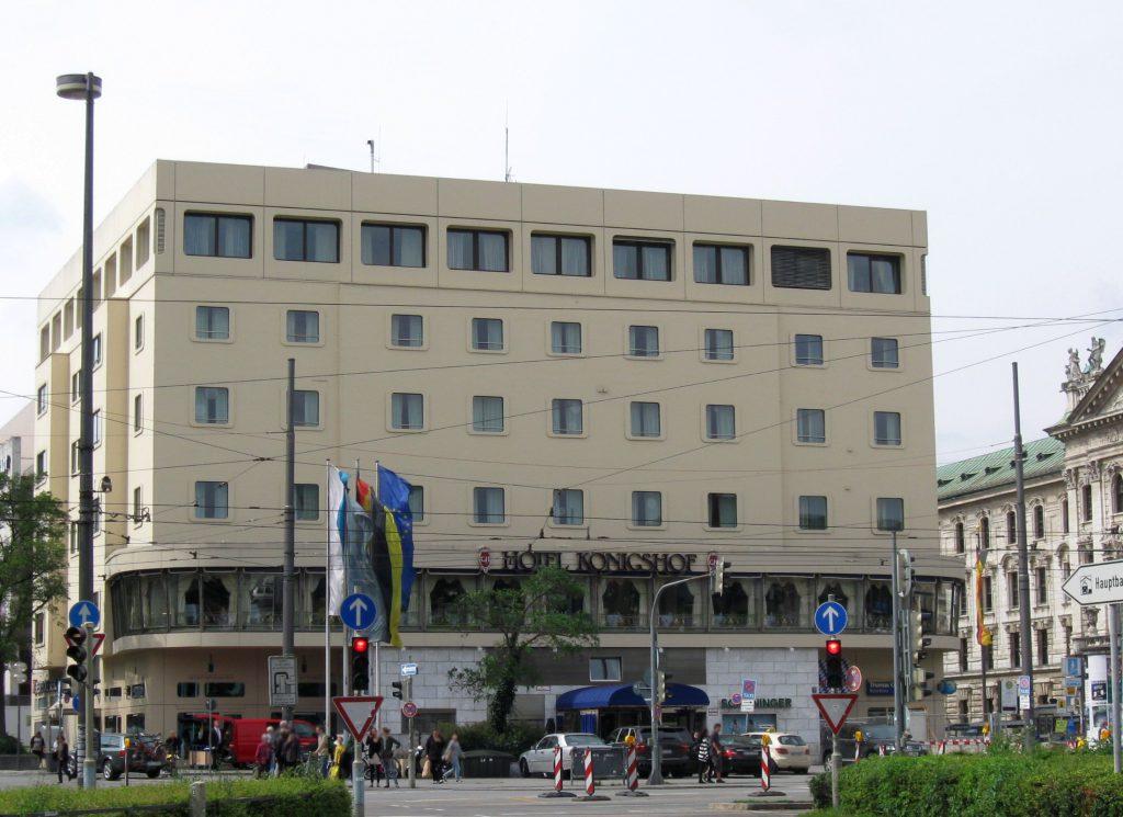 Hotel Königshof 2010