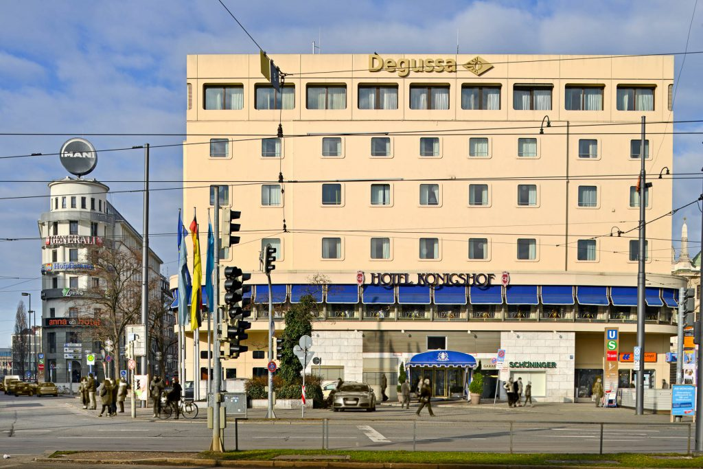 Hotel Königshof 2014