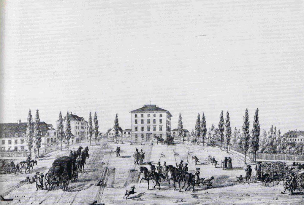 Hotel Königshof – Vorherrhaus
