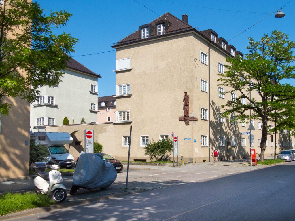 Perlacher Straße