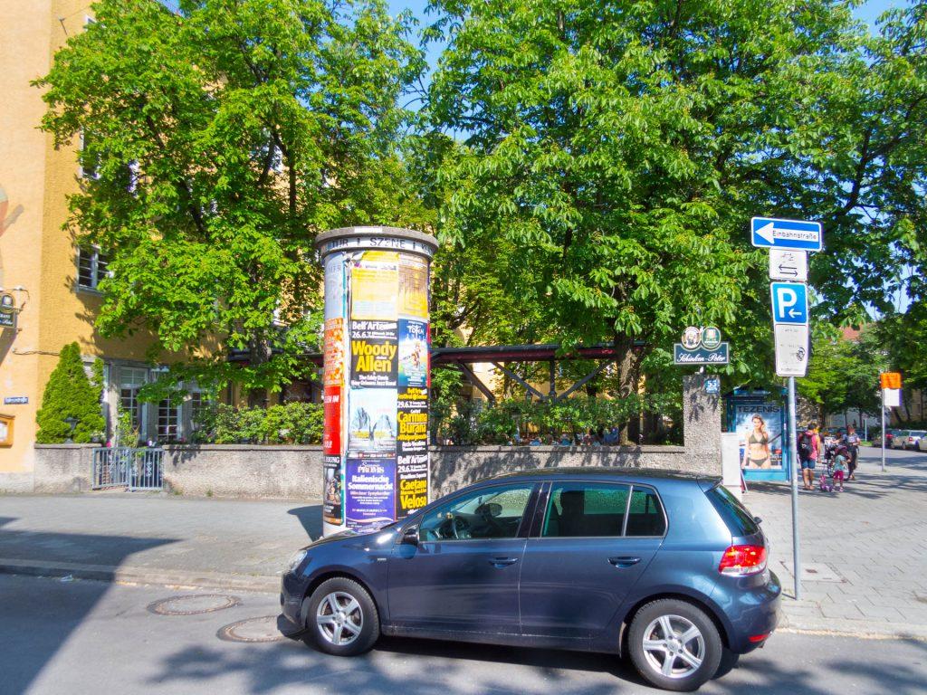Perlacher –Straße