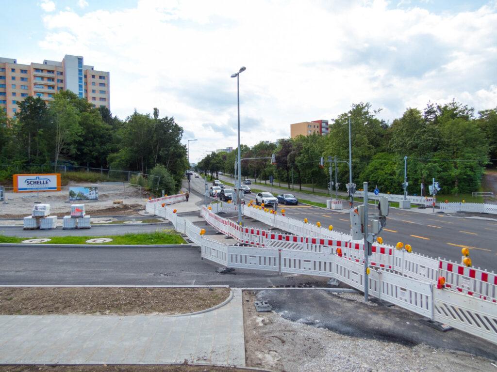 Verlängerung Ständlerstraße