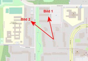 Map Bunsenstraße 11