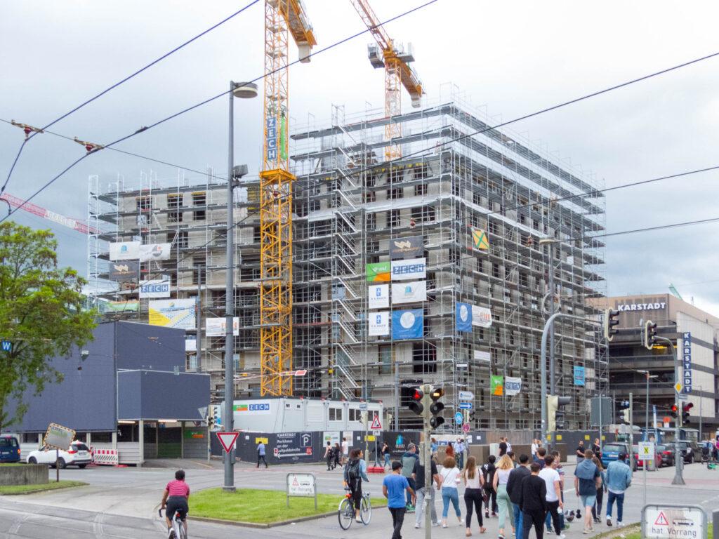 Neubau Hotel Königshof