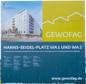 Gewofag, Hanns-Seidel-Platz