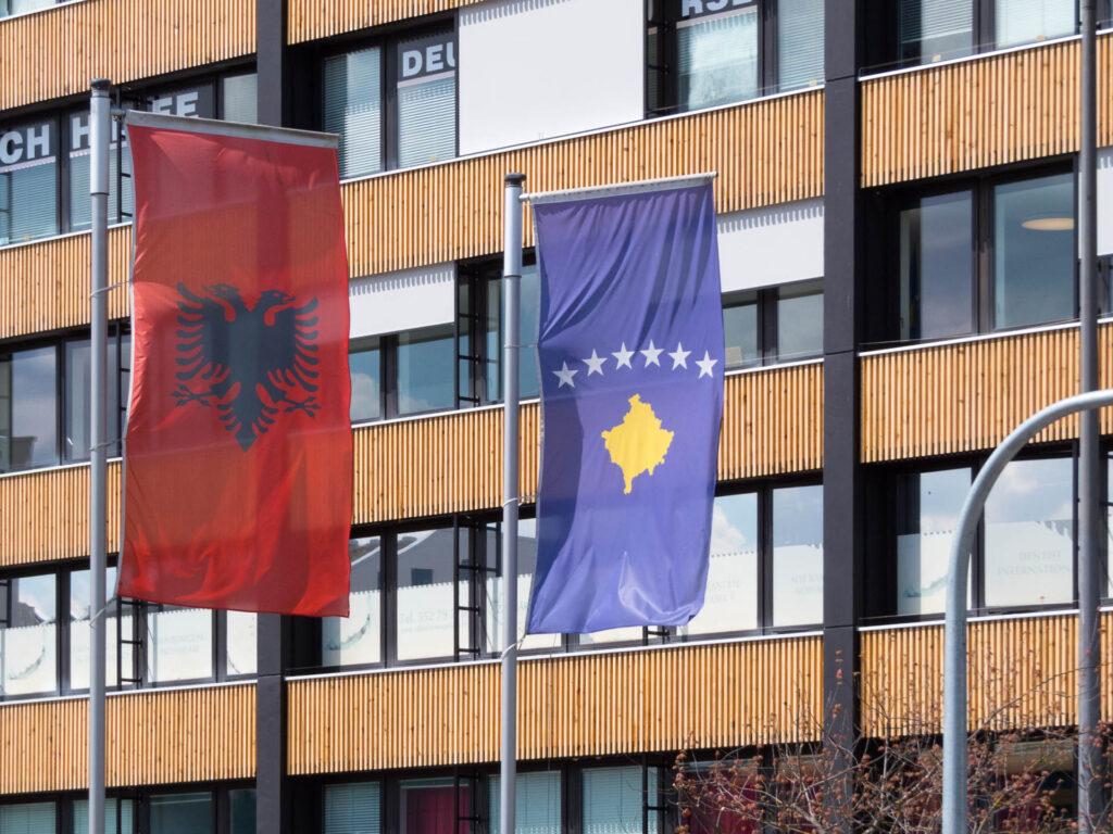 Generalkonsulat Kosovo/Albanien