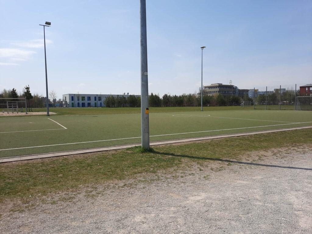 Sportplatz Gefilde