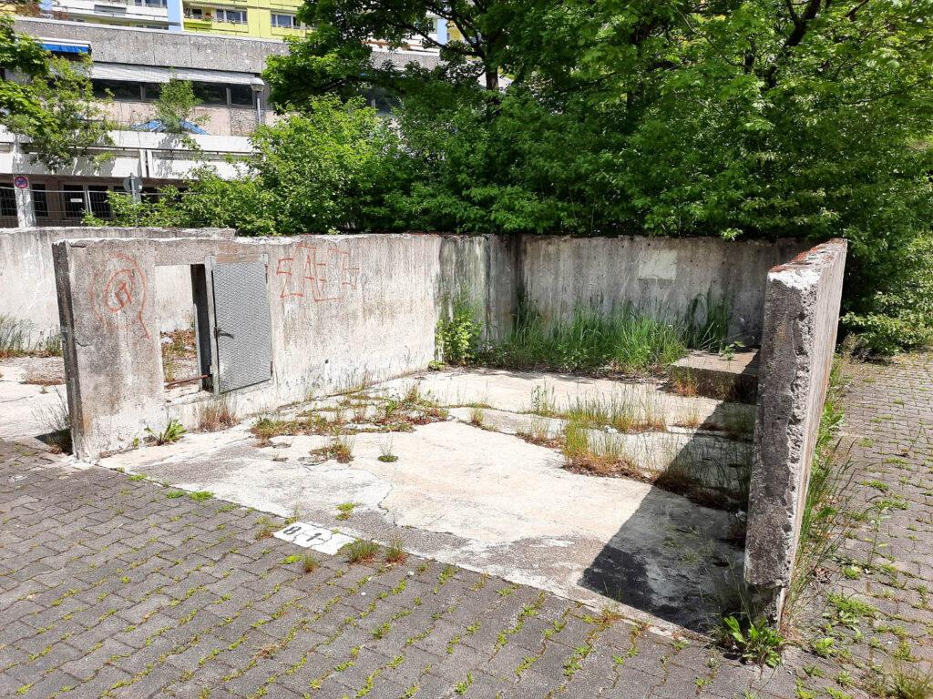 Waschboxen Quidde-Zentrum 1