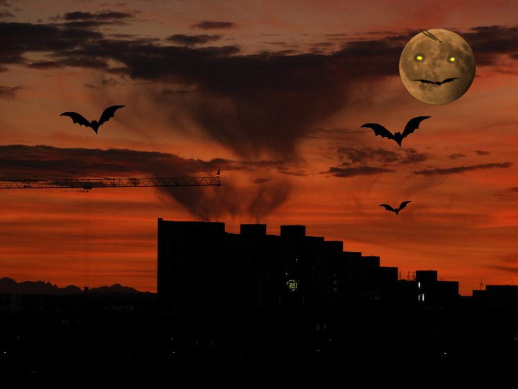 Halloween Wohnring