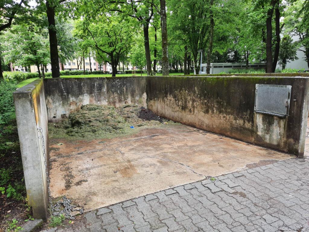Waschboxen Plettstraße