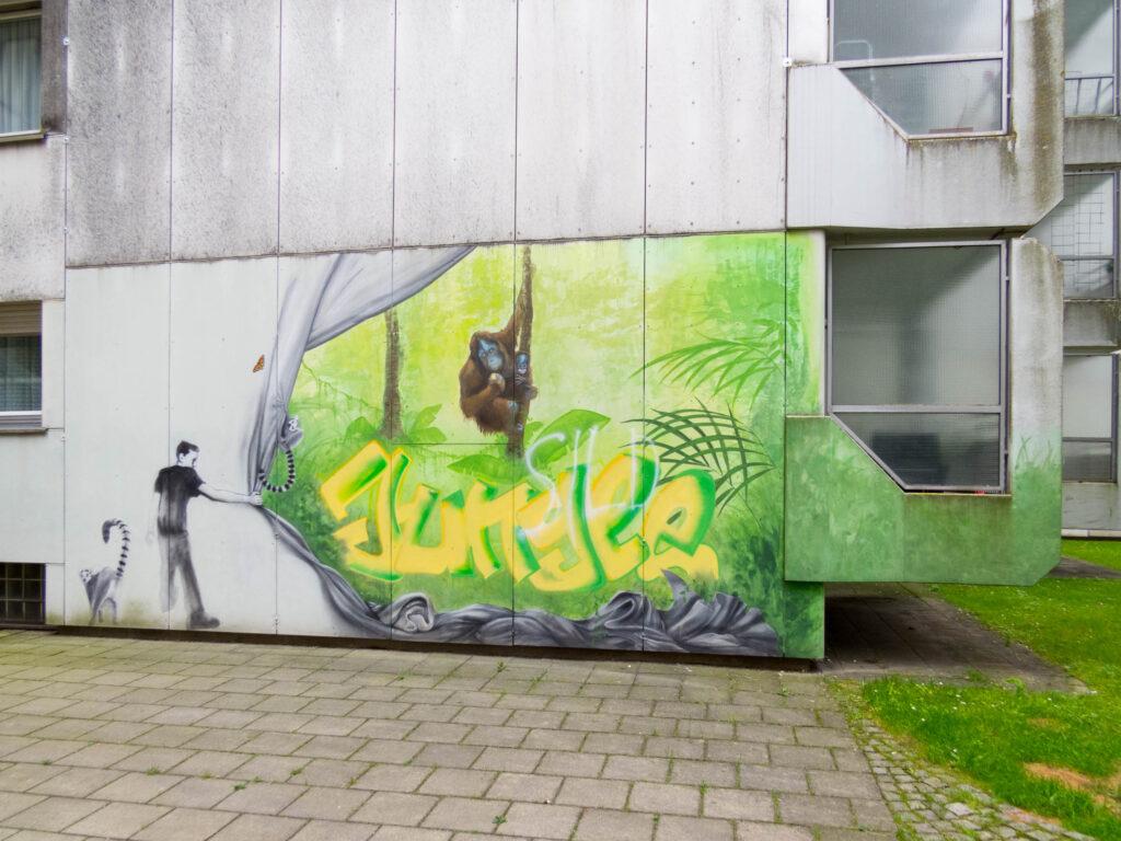 Wohnring Graffiti