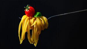 Spaghetti/Tomate