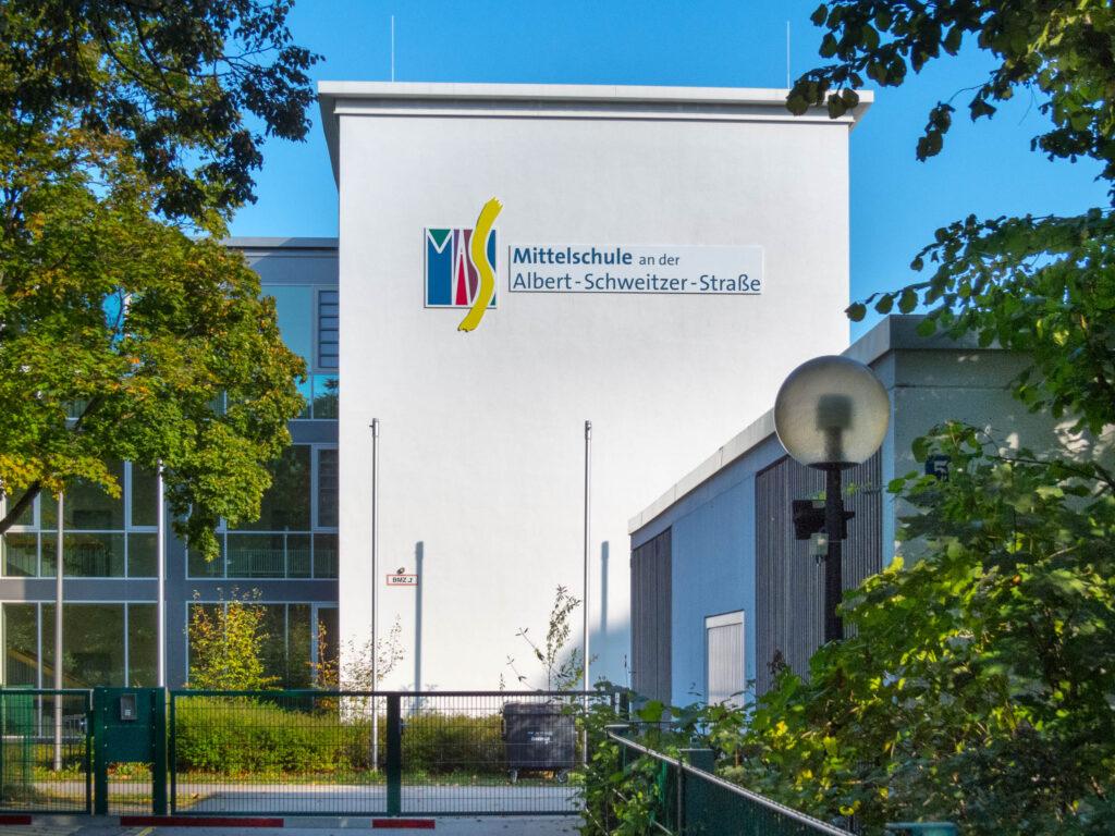 Mittelschule an der Albert-Schweitzer-Straße
